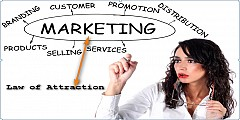 Marketing - Usate la Legge dell'Attrazione quando fate Marketing